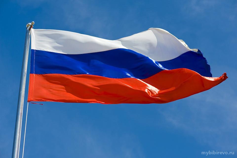 Юные патриоты из Бибирева отпраздновали День России