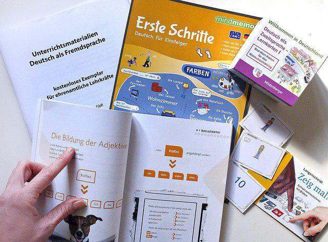 В центре детского творчества «Бибирево» дошкольников научат говорить по-немецки