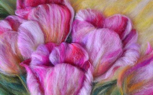 В ДК на Шенкурском 17 июня научат «рисовать» шерстью
