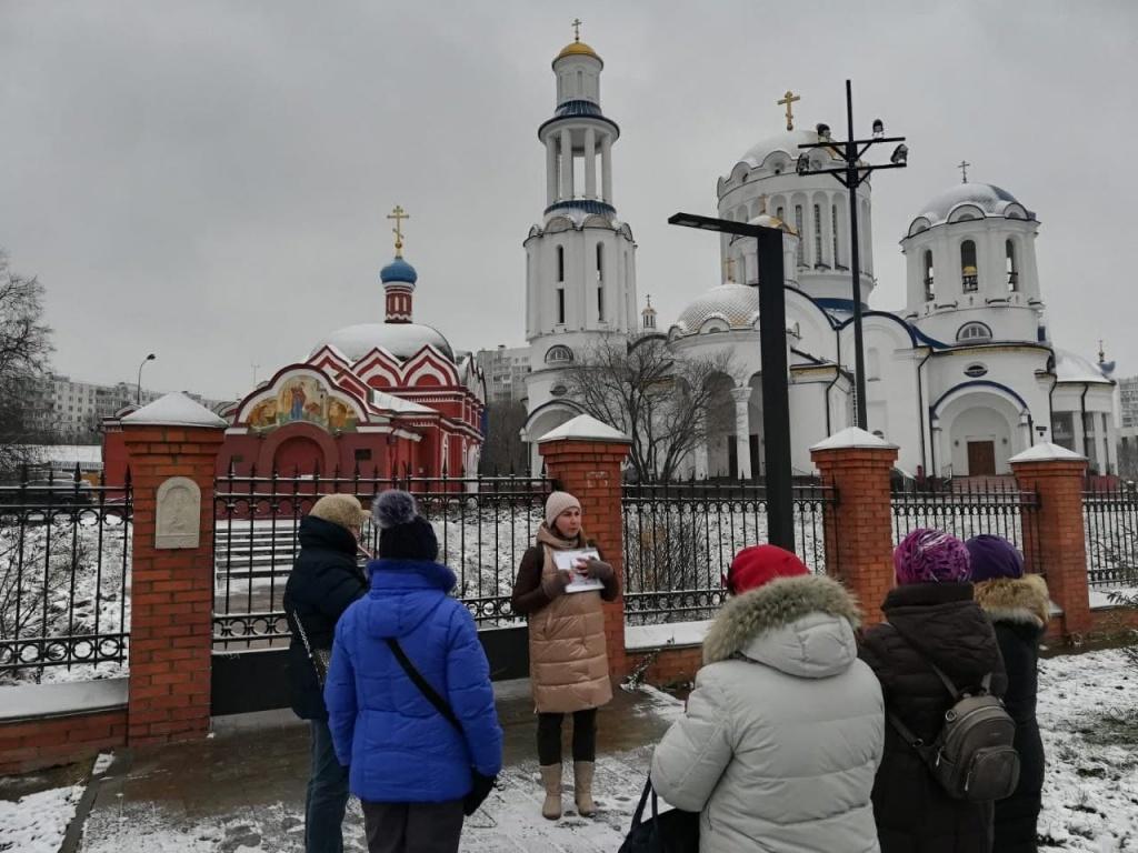 Московский гид провела экскурсию по району Бибирево под названием «Пять деревень»