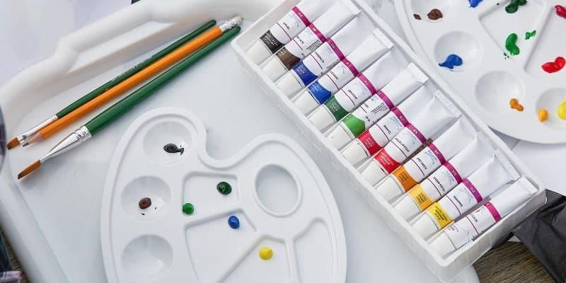 В ДК «Темп» покажут выставку работ Светланы Успенской