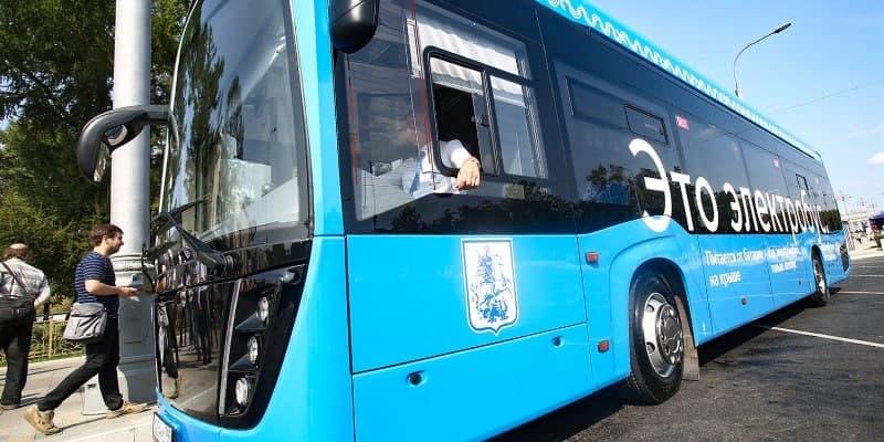 Маршрут электробуса Т80 продлили до станции «Лось»